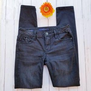 Vigoss Black Skinny Jeans Size 27